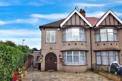 3 Bedrooms Semi Detached House for sale in Lennox Gardens, Neasden, London