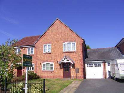 4 Bedrooms Semi Detached House for sale in Teesdale Avenue, Birmingham, West Midlands
