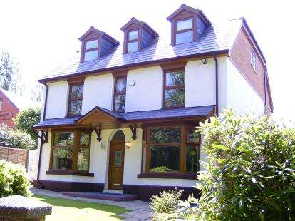 5 Bedrooms Detached House for sale in Central Avenue, Eccleston Park, Prescot, Merseyside, L34