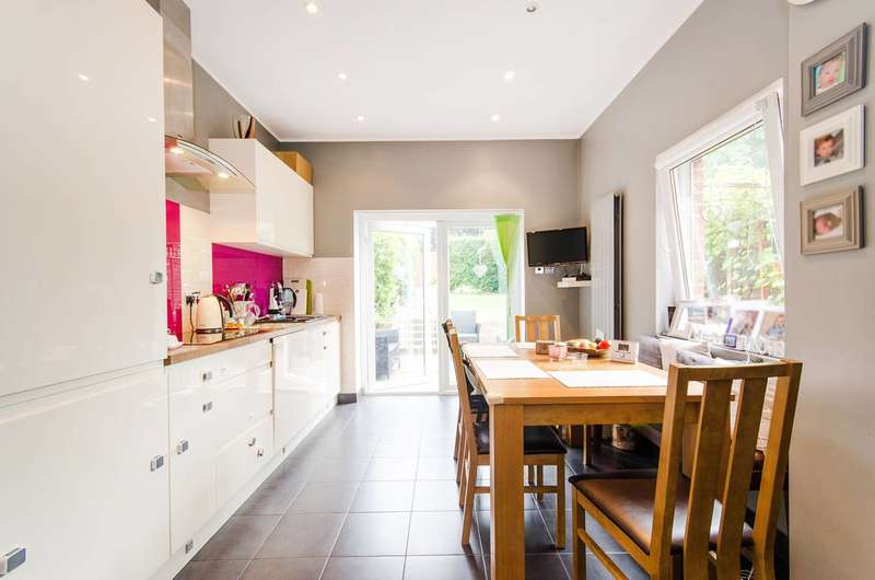 7 Bedrooms Semi Detached House for sale in Murray Road, South Ealing, W5