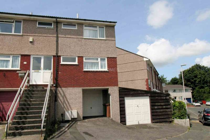 3 Bedrooms Terraced House for sale in Grantley Gardens, Mannamead, PL3 5BS
