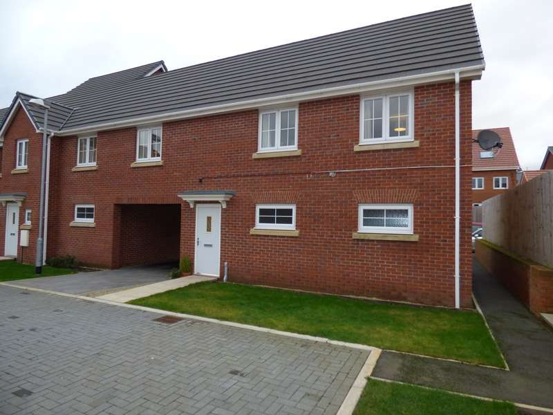 2 Bedrooms House for sale in Bracken Ghyll Close, Buckshaw Village, Lancashire, PR7