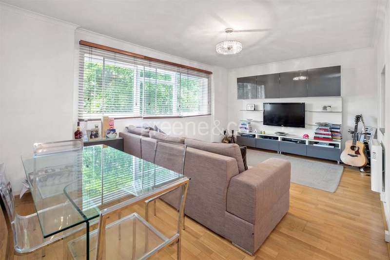 2 Bedrooms Flat for sale in Cecil Court, Acol Road, South Hampstead, London, NW6