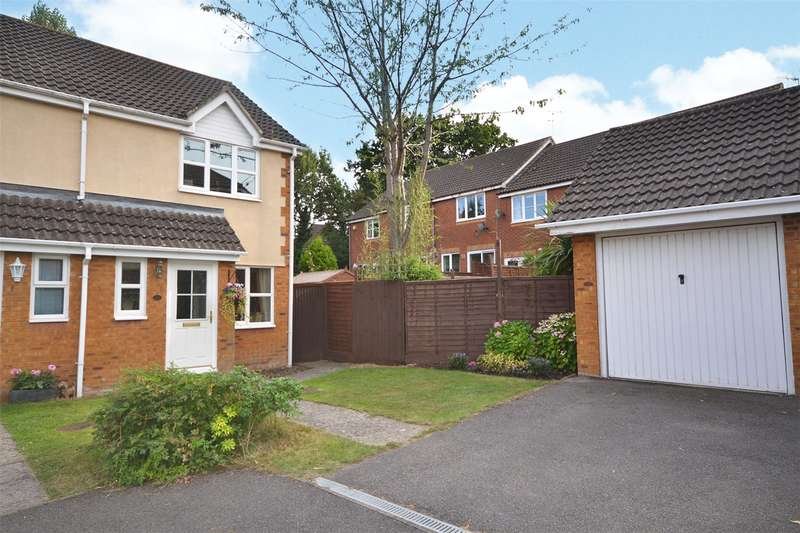 2 Bedrooms End Of Terrace House for sale in Munday Court, Temple Park, Binfield, Berkshire, RG42