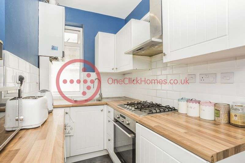 3 Bedrooms Flat for sale in Leasowes Road, London E10 7BE