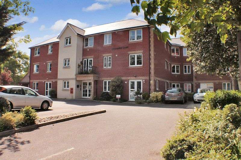 1 Bedroom Retirement Property for sale in Chancellor Court, Chelmsford, CM1 1RY