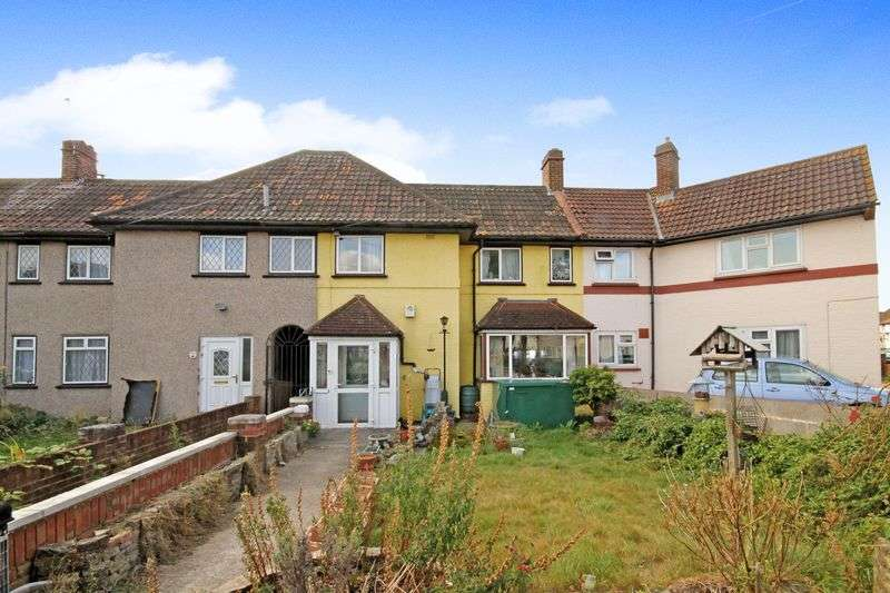 2 Bedrooms Terraced House for sale in Telford Road, Southall