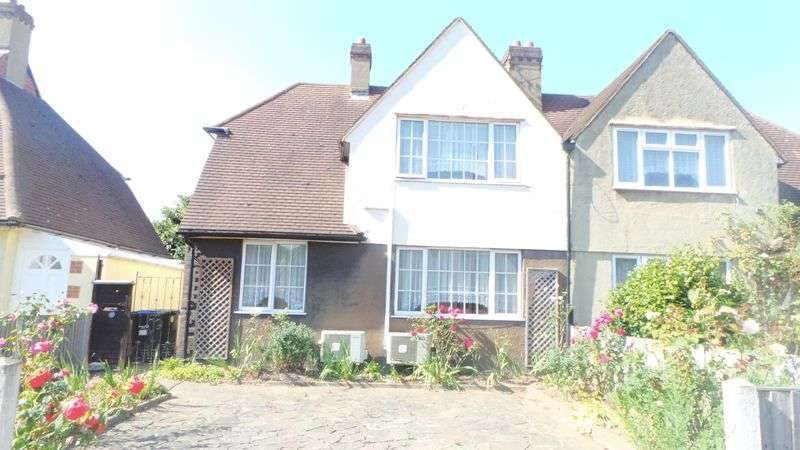 3 Bedrooms Semi Detached House for sale in Pymmes Gardens South, Edmonton, N9