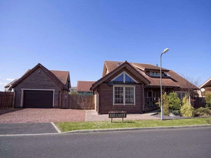 5 Bedrooms Detached House for sale in Chevington Green, Morpeth, NE65 9AX