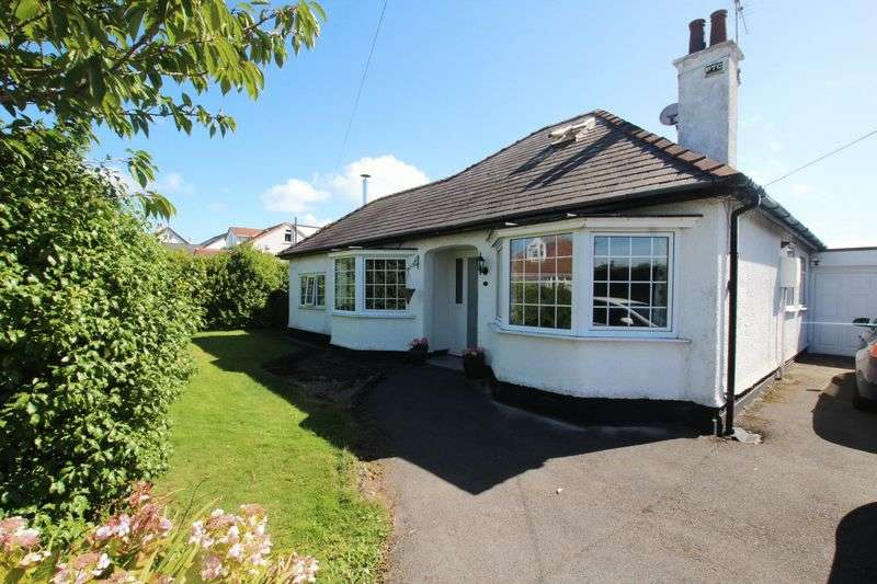 3 Bedrooms Detached Bungalow for sale in Seabank Road, Lower Heswall