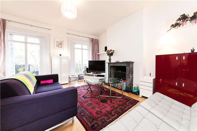 3 Bedrooms Flat for sale in Clarendon Road, London, W11