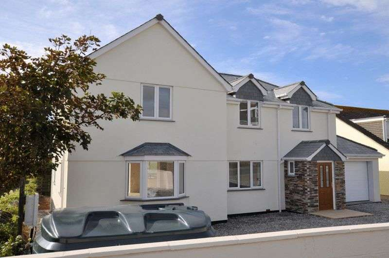 5 Bedrooms Detached House for sale in Atlantic Road, Tintagel