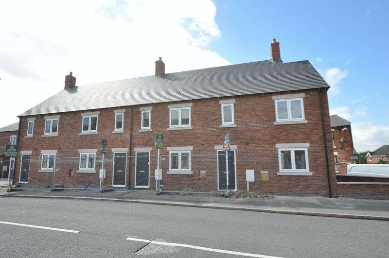 3 Bedrooms Terraced House for sale in Salvation Mews Wilmot Road, Swadlincote