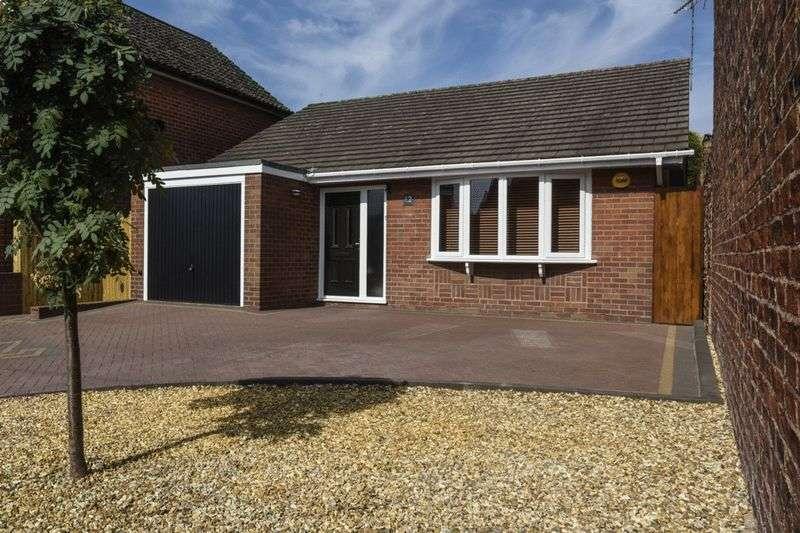 2 Bedrooms Detached Bungalow for sale in 12 Hill Street, Quarry Bank