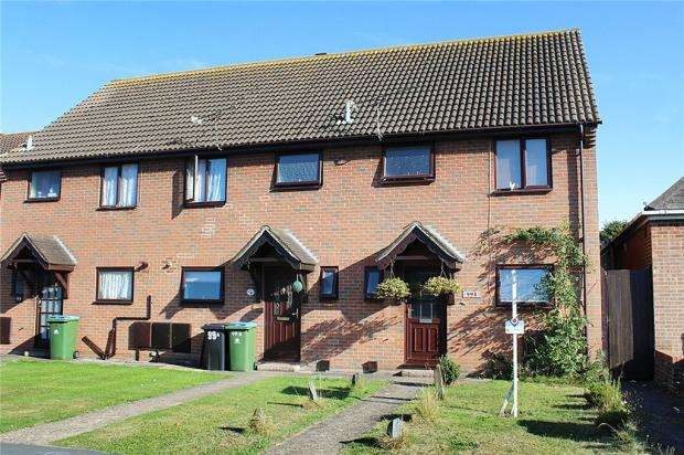 3 Bedrooms End Of Terrace House for sale in Beaumont Park, Littlehampton, West Sussex, BN17