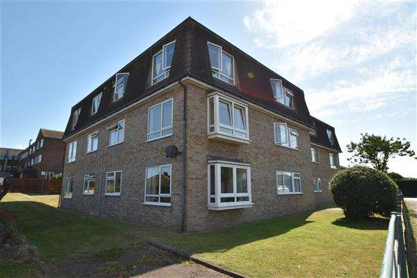 2 Bedrooms Flat for sale in Lukin House, Romney Way, Hythe