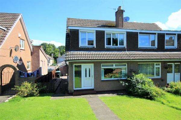 3 Bedrooms Semi Detached House for sale in Annan Grove, Motherwell