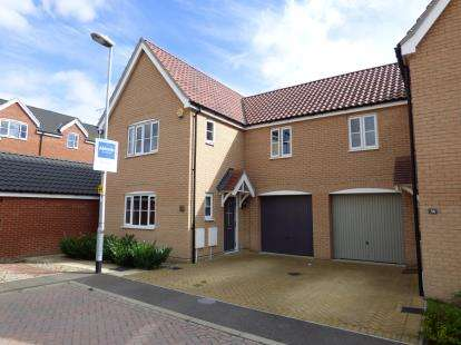 3 Bedrooms Semi Detached House for sale in Hadleigh, Ipswich, Suffolk