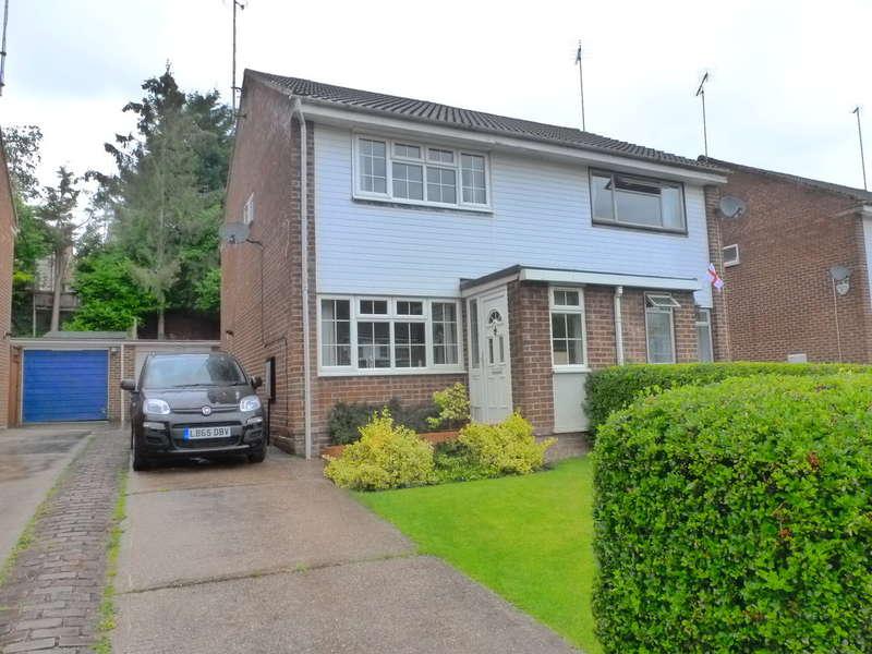 2 Bedrooms Semi Detached House for sale in Albatross Gardens, Selsdon, South Croydon, Surrey, CR2 8QX