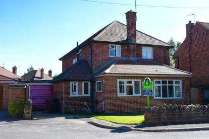 4 Bedrooms Detached House for sale in Rathgar Close, Wollaton, Nottingham
