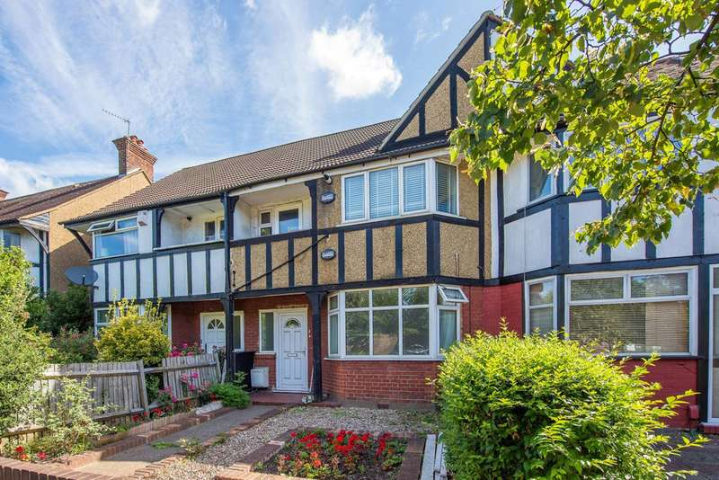 2 Bedrooms Maisonette Flat for sale in Gunnersbury Avenue, Gunnersbury, W3