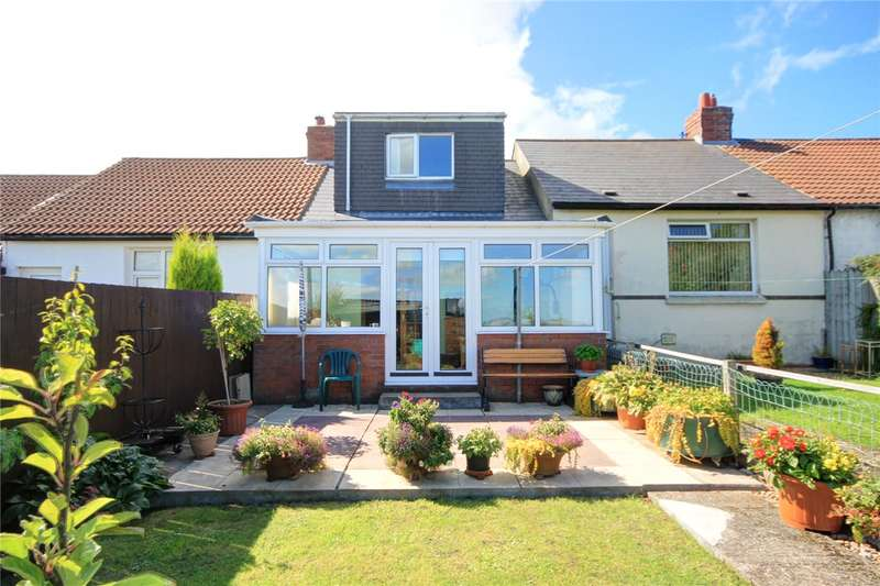 2 Bedrooms Terraced Bungalow for sale in Fourth Street, Watling Bungalows, Leadgate, DH8