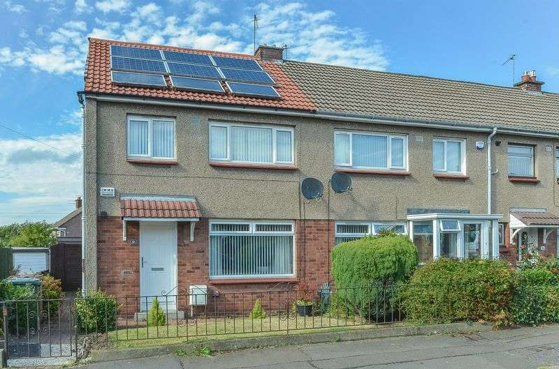 2 Bedrooms Terraced House for sale in 4a Redhall Road, Redhall, Edinburgh, EH14 2HW