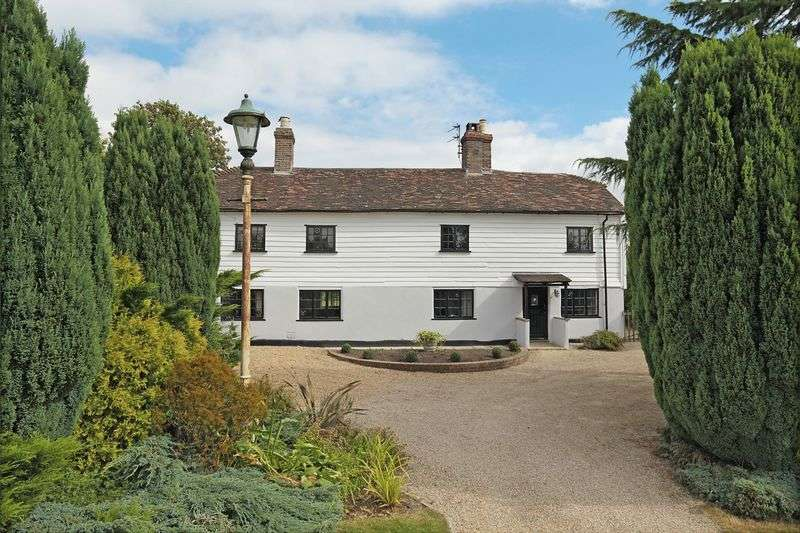 4 Bedrooms Detached House for sale in Five Ash Down, Uckfield, East Sussex