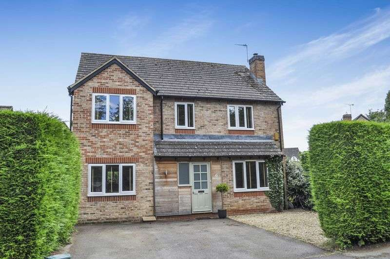 5 Bedrooms Detached House for sale in Lime Grove, Southmoor