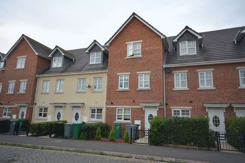 4 Bedrooms House for sale in Goddard Street, Crewe