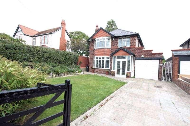 3 Bedrooms Detached House for sale in Pendyffryn Road, Rhyl