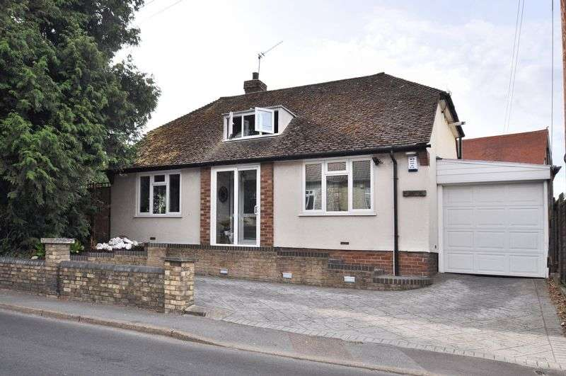 3 Bedrooms Detached Bungalow for sale in Main Road, Crockenhill