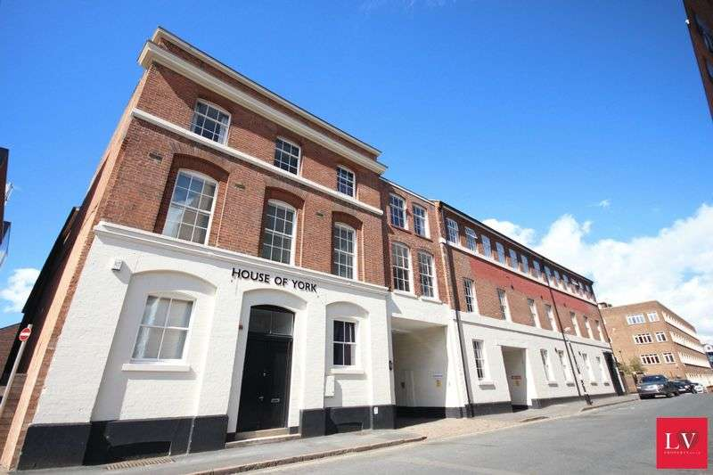 2 Bedrooms Flat for sale in House of York, Jewellery Quarter