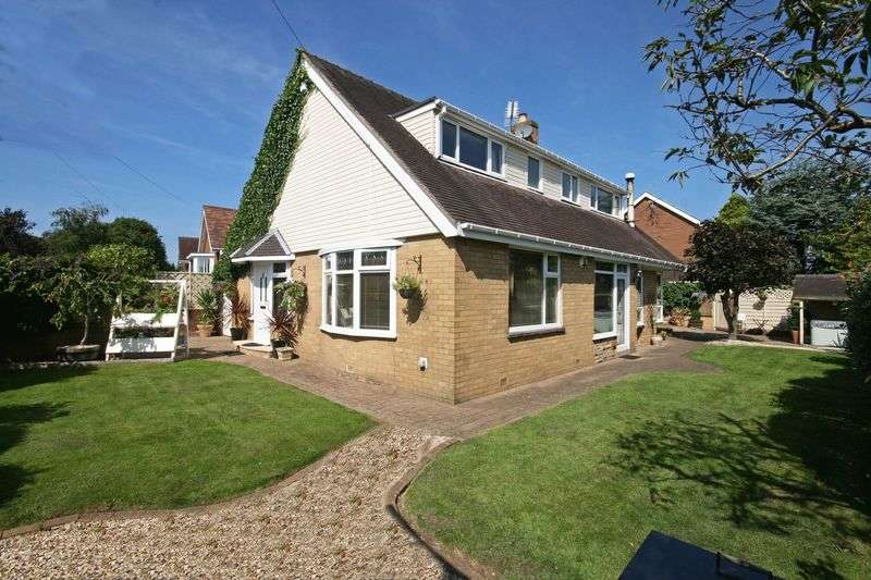 4 Bedrooms Detached House for sale in Beech Drive, Poulton-Le-Fylde