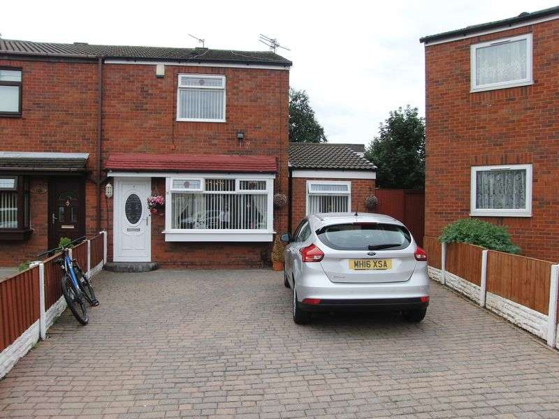 4 Bedrooms Semi Detached House for sale in Glaslyn Way, Walton, Liverpool
