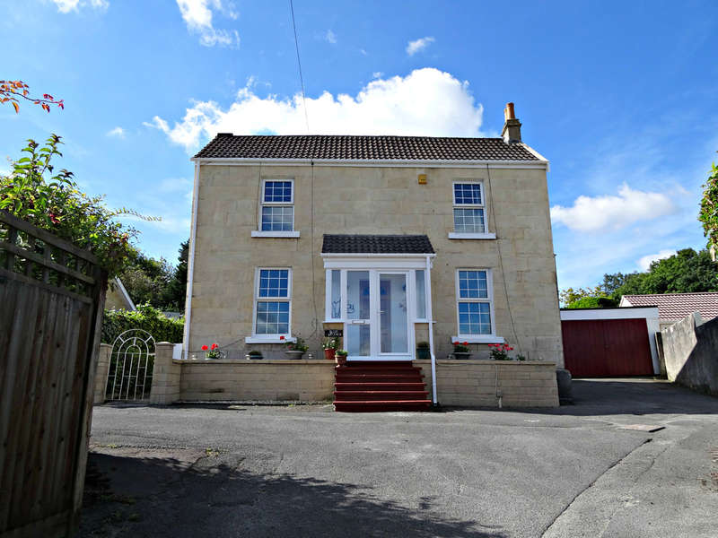 4 Bedrooms Detached House for sale in Sladebrook Road, Bath