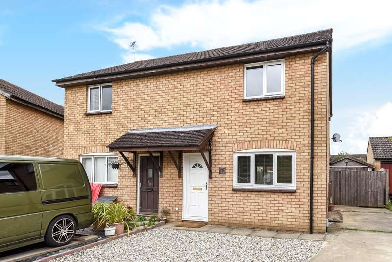 3 Bedrooms Semi Detached House for sale in Duffield Close, Abingdon, OX14
