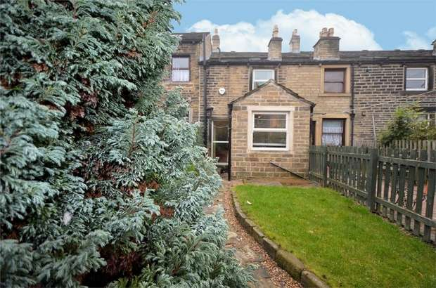 2 Bedrooms Cottage House for sale in Back Spring Street, HUDDERSFIELD, West Yorkshire