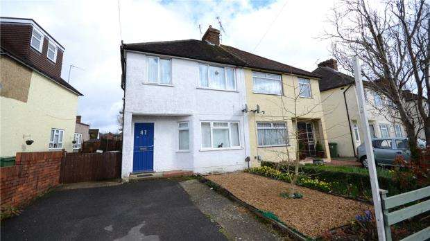 1 Bedroom Maisonette Flat for sale in Boxalls Lane, Aldershot, Hampshire