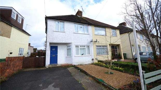 1 Bedroom Maisonette Flat for sale in Boxalls Lane, Aldershot, Hampshire