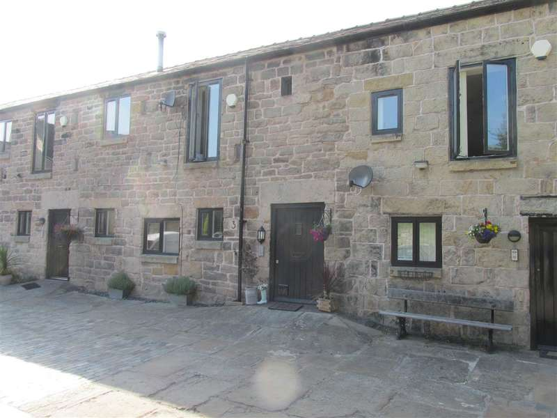 2 Bedrooms Terraced House for sale in Bidston Hall Farm Mews, Prenton