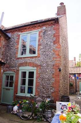 3 Bedrooms Terraced House for sale in Sheringham, Norfolk