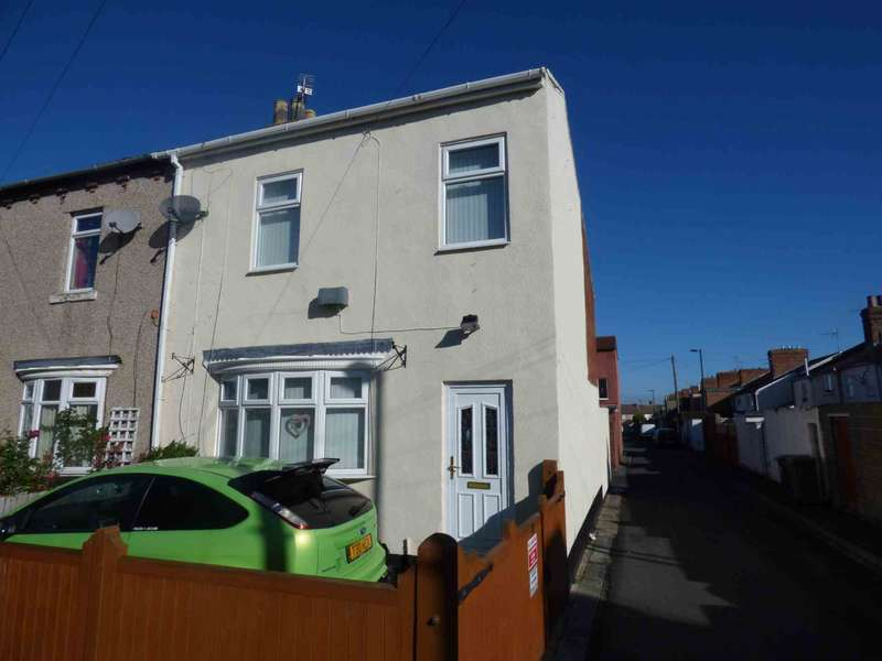 3 Bedrooms End Of Terrace House for sale in Dundas Street, New Marske