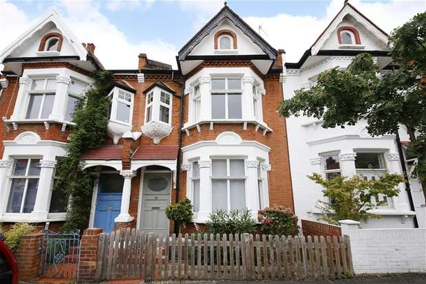 4 Bedrooms Terraced House for sale in Tulsemere Road, London