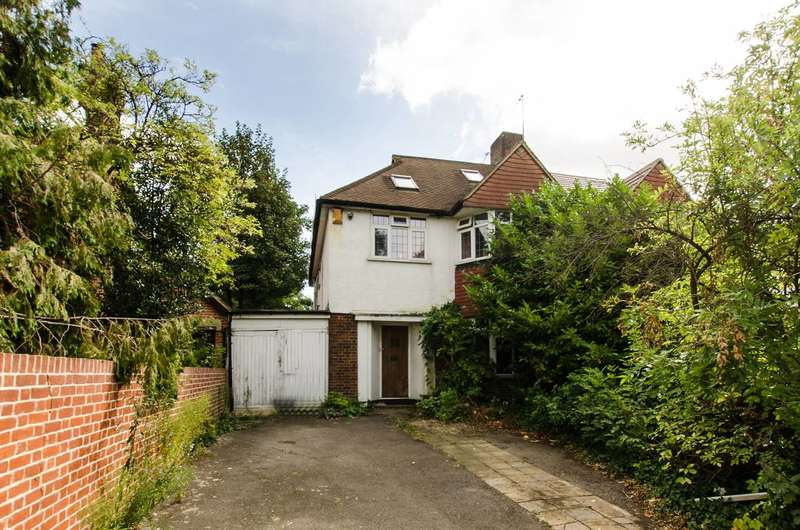 5 Bedrooms House for sale in Leigham Court Road, Streatham, SW16