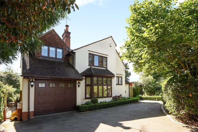 4 Bedrooms Detached House for sale in Danywern Drive, Winnersh, Wokingham, Berkshire, RG41