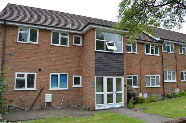 1 Bedroom Apartment Flat for sale in Marley Heights, Colwall Walk, Acocks Green, Birmingham