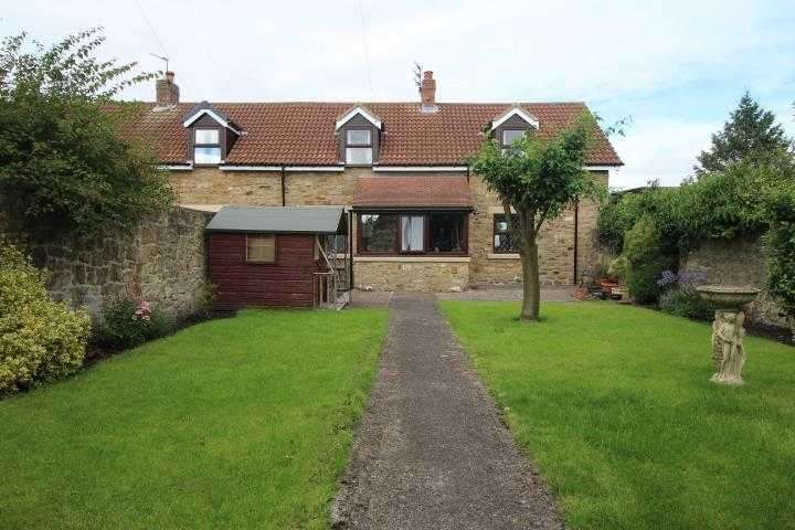 2 Bedrooms Terraced House for sale in Mares Close, Seghill, Cramlington