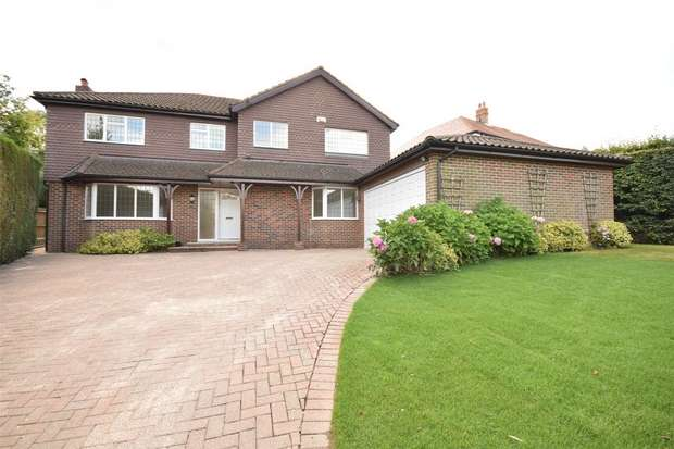 5 Bedrooms Detached House for sale in The Rise, Sevenoaks, Kent