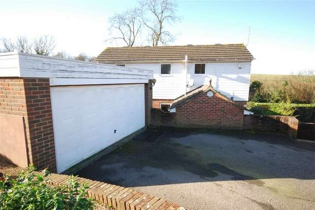 4 Bedrooms Detached House for sale in Gabled Lodge, The Middlings, SEVENOAKS, Kent
